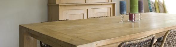 Nábytek a dřevěné obložení
